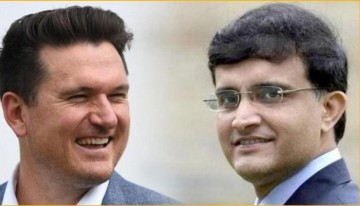Ganguly Should Be Next ICC Chairman : Graeme Smith