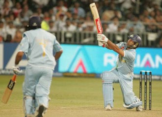 Yuvraj picks 2 Indian who can break his fastest T20 fify record